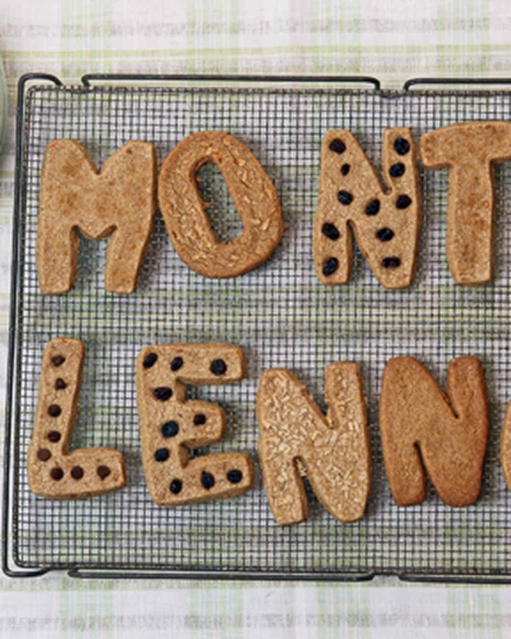 Rolled Maple Sugar Cookies