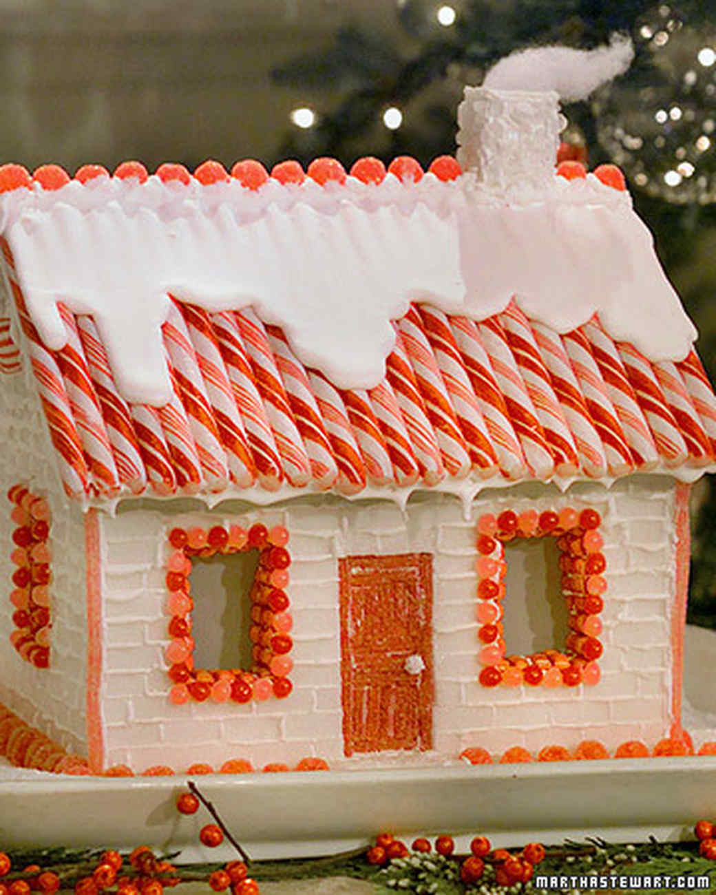 Sugar Cube House Martha Stewart
