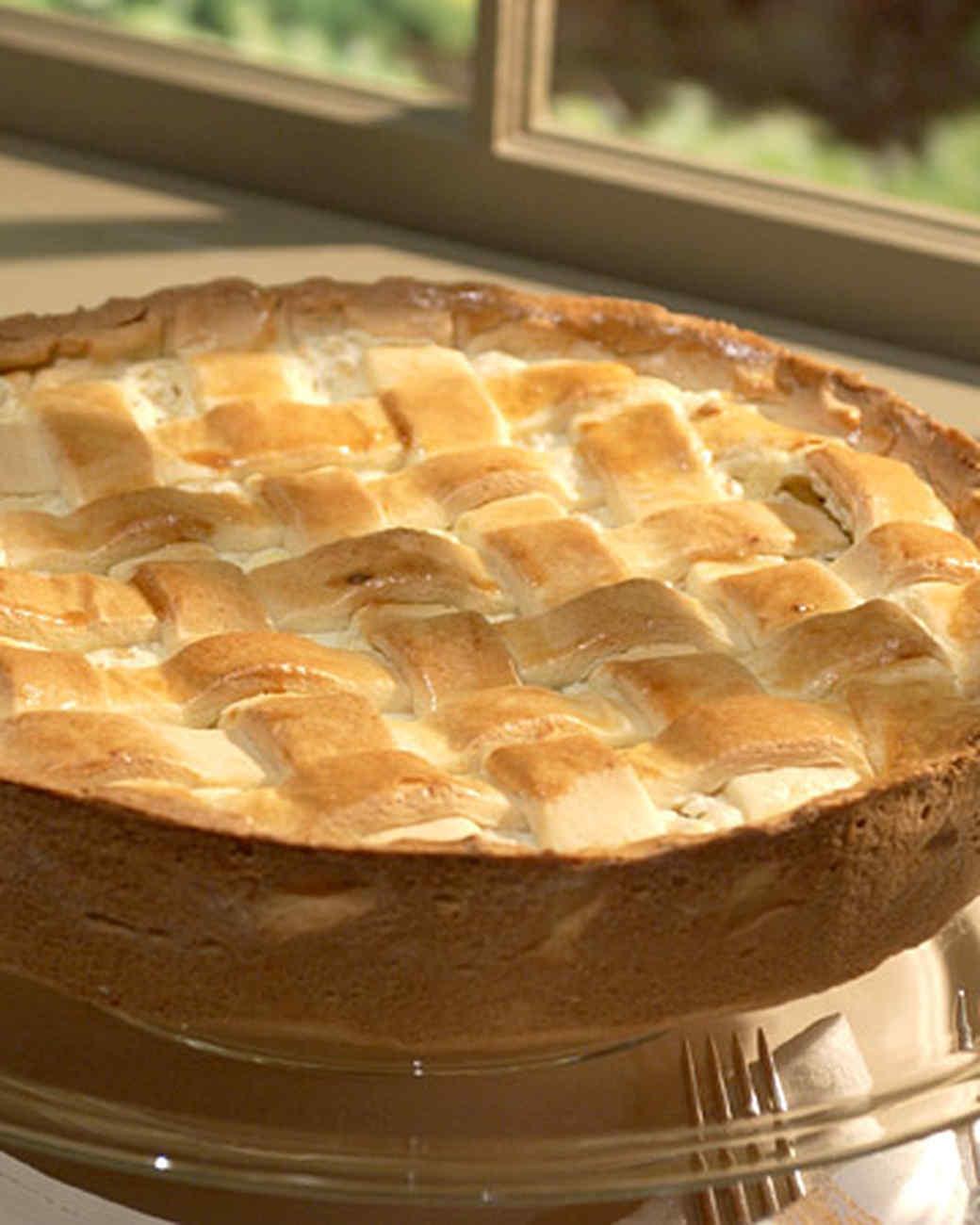 Neapolitan Easter Pie
