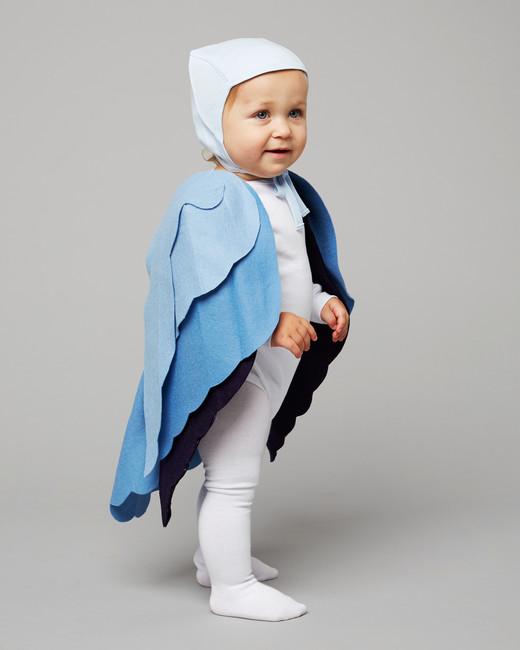 bluebird baby halloween costume
