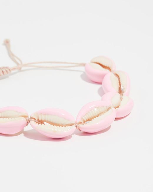 Maison Irem Full Pino Colored Shell Bracelet