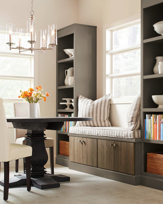 home depot select kitchen style nook