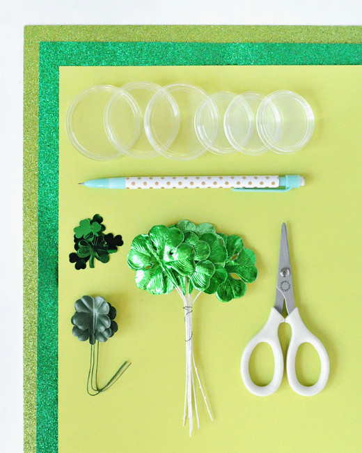 st patricks day good luck tokens supplies