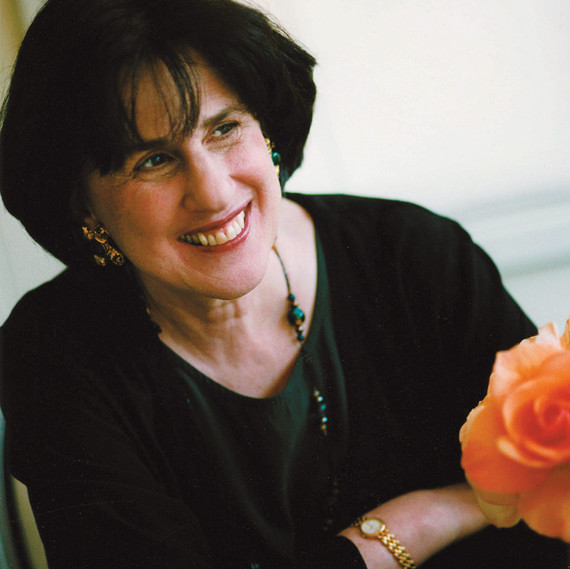 Portrait of Paula Wolfert