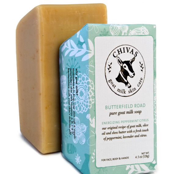 soap by chivas skin care