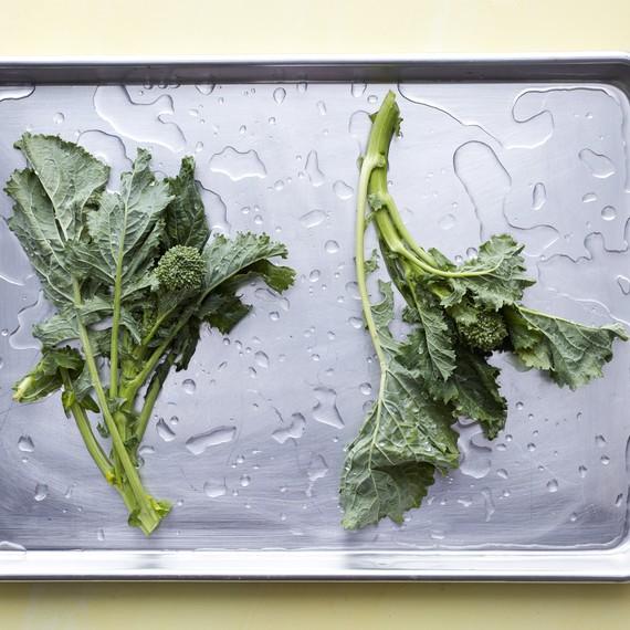 broccoli rabe sheet pan