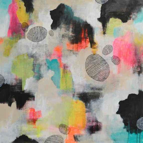 Lisa Congdon Stillness 2014