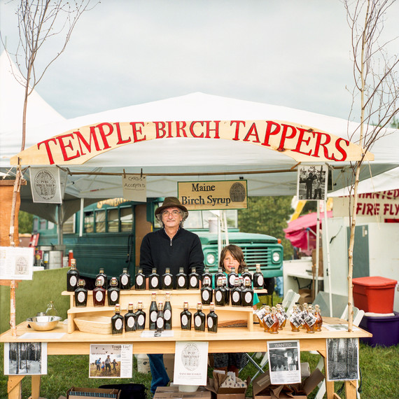 Temple Birch Tappers