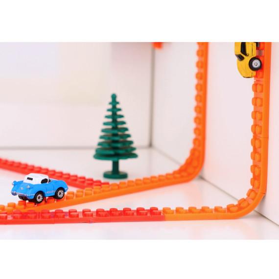 lego tape cars