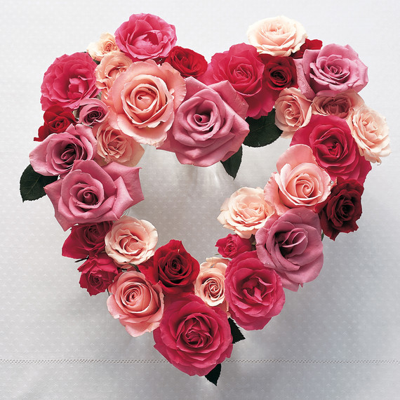why do we give roses on valentine's day? | martha stewart, Ideas