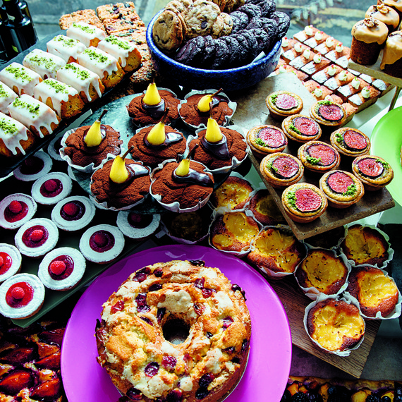 ottolenghi pastry window