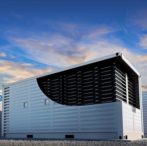 GE reservoir storage unit