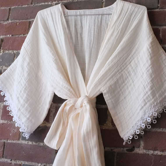 How To Make A Breezy Beautiful Kimono Robe