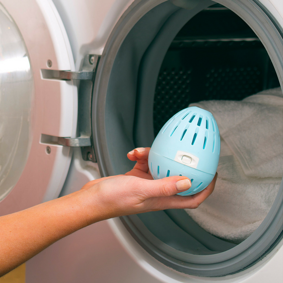 This Egg-Shaped Laundry Detergent Alternative Will Change the Way You Wash Clothes