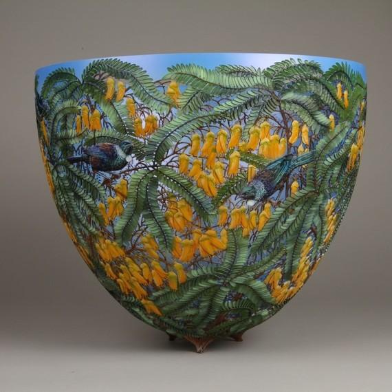Finished Bowl by Gordon Pembridge