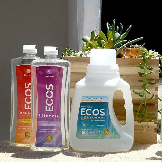 ecos cleaners