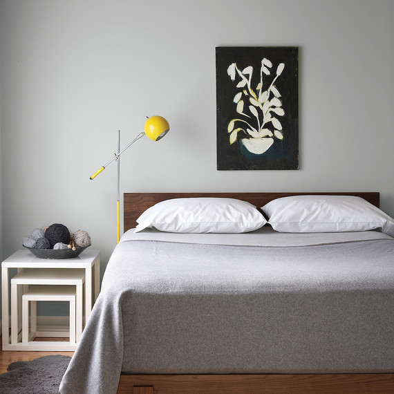 The Bedroom Colors You'll See Everywhere in 2019 | Martha