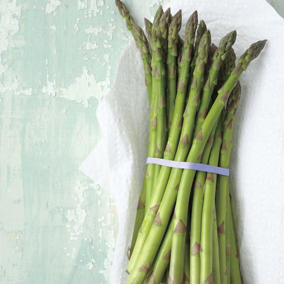 asparagus bunch bound