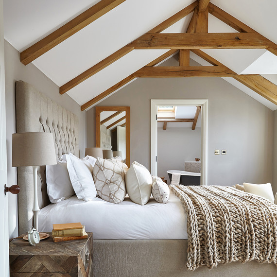 Not-Boring Neutral Bedroom Color Schemes