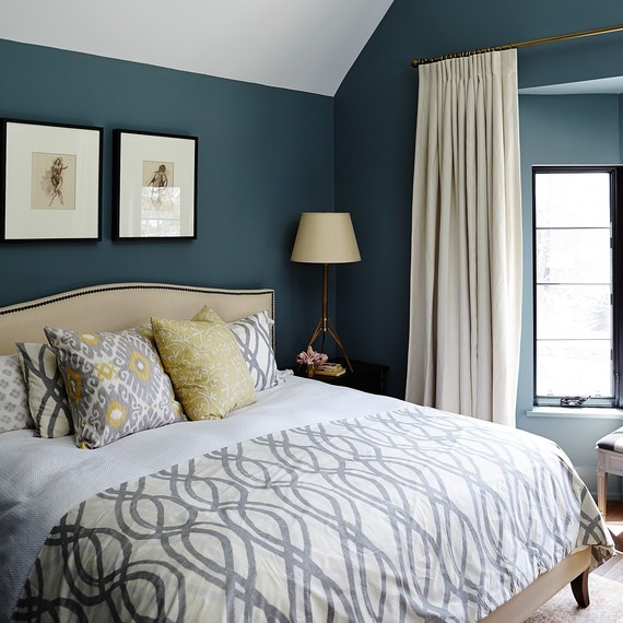 The Bedroom Colors You'll See Everywhere In 2019