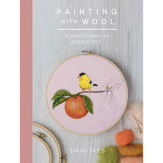 painting with wool book cover