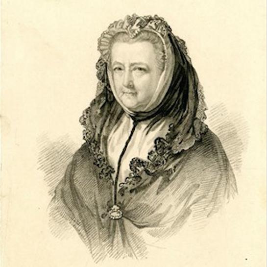 Mrs. Mary Delany