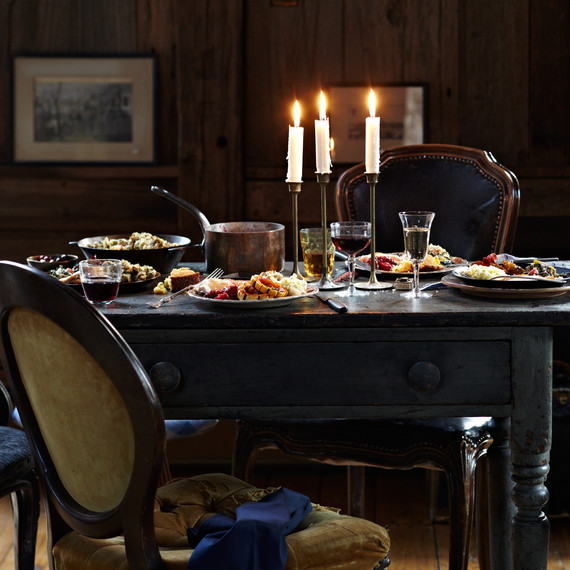 A Colonial Thanksgiving Menu Inspired By the Foods the Pilgrims Ate