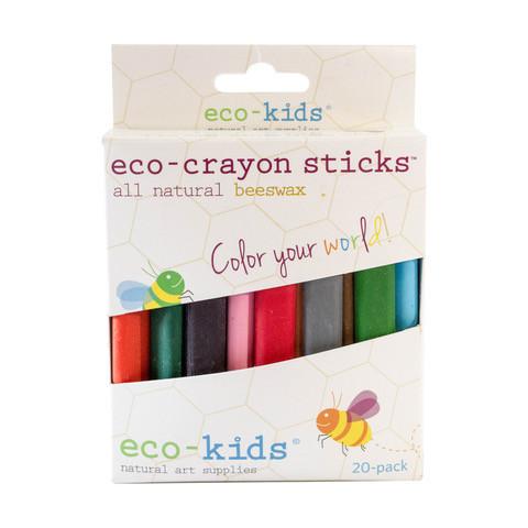 eco kids crayons