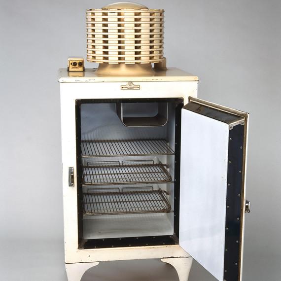 early refrigerator