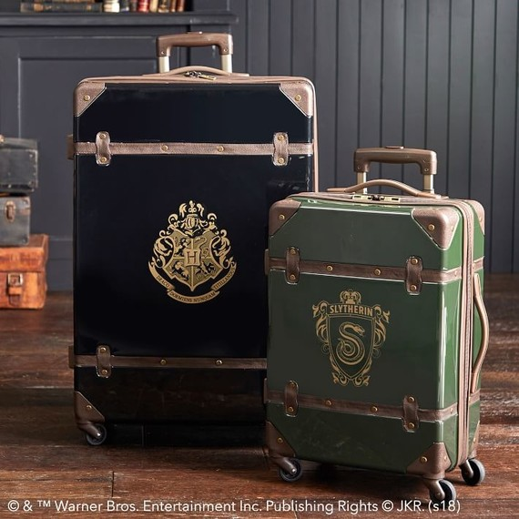 Pottery Barn Just Launched A New Harry Potter Line And We