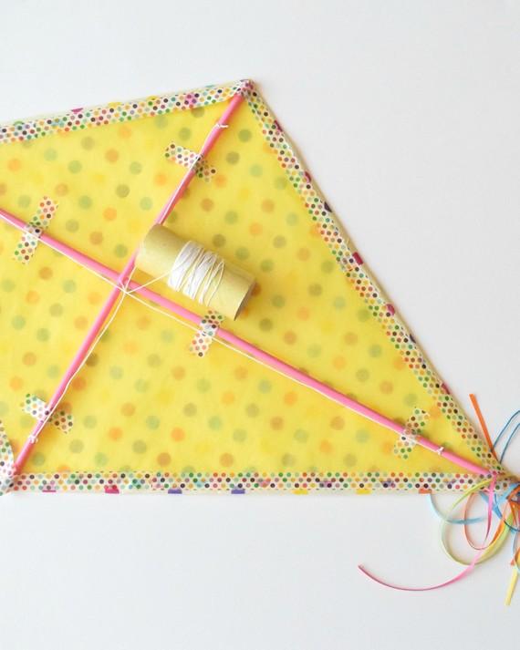 Paper Kite Back