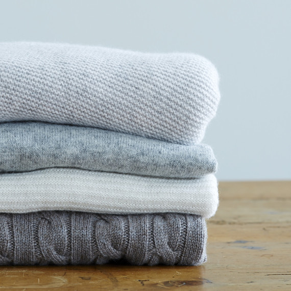 Beau Cashmere Sweaters