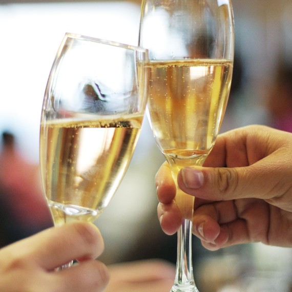Why You Should Toast the Royal Baby with British Sparkling Wine