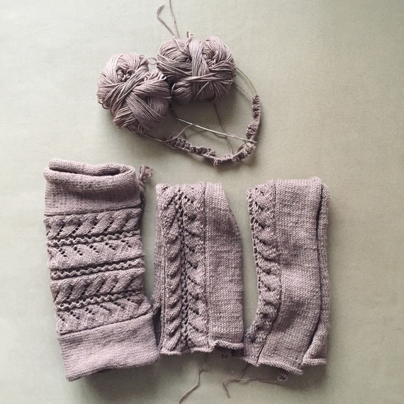 Getty-knitting-project