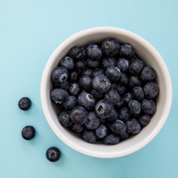 A New Study Says Eating Blueberries Can Reduce Your Risk of Heart Disease