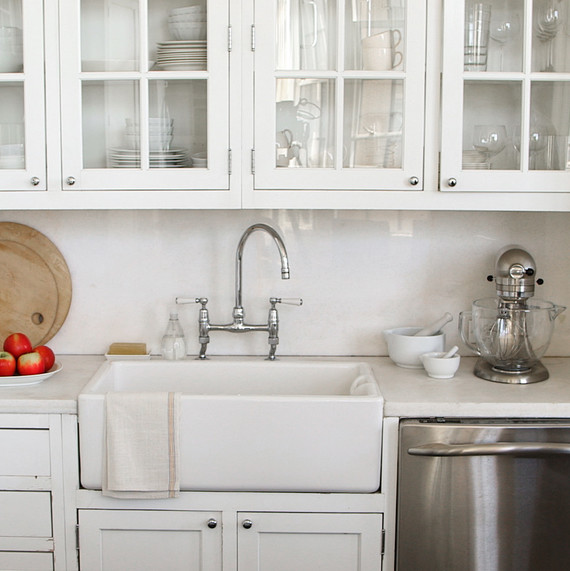 7 Steps To Get Your Kitchen Cabinets In Order