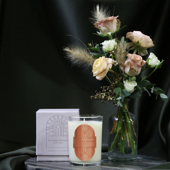 putnum candle flowers