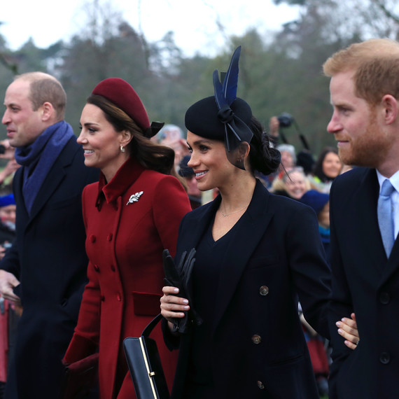 What the Splitting of Royal Households Means for Meghan, Prince Harry, Kate and Prince William