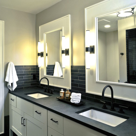 Easy Budget Mini Bathroom Makeovers Martha Stewart - Low cost bathroom makeovers