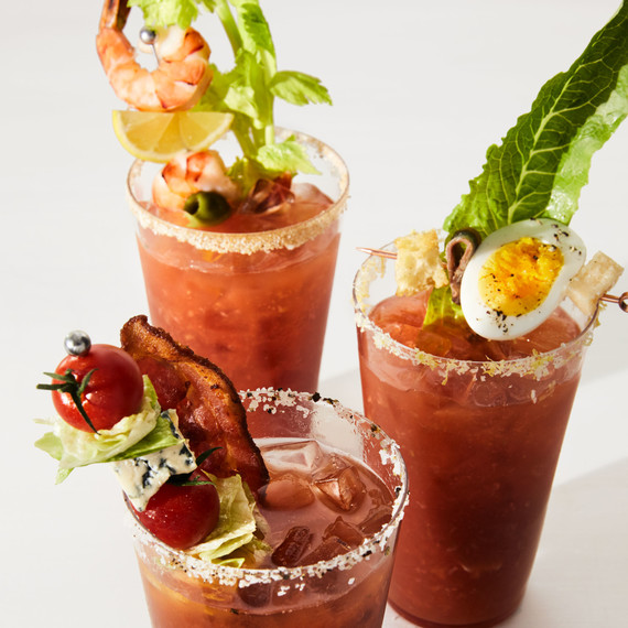 three kinds of bloody marys