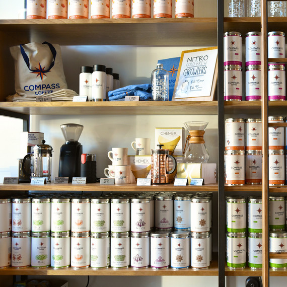 compass coffee products
