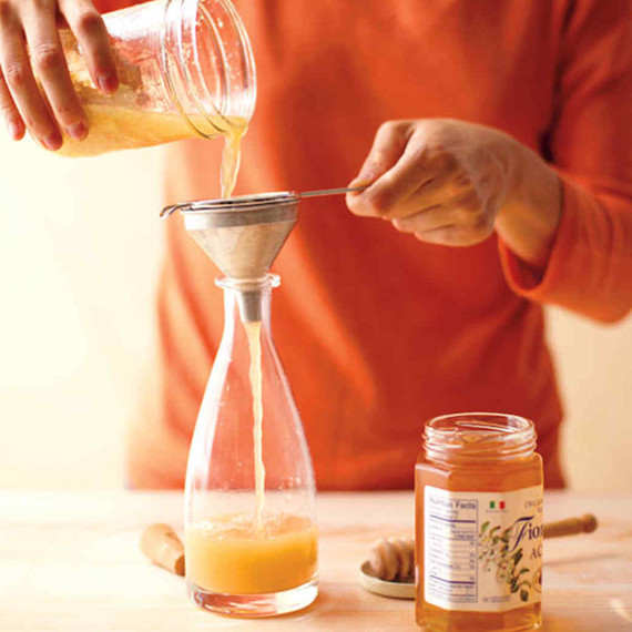 apple tonic vinegar