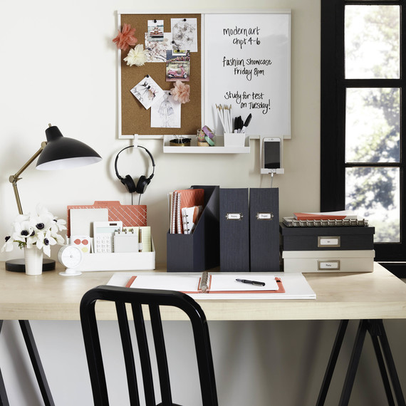 wall manager home office system