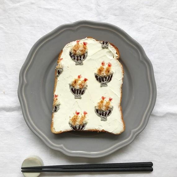 toast-art-tempura