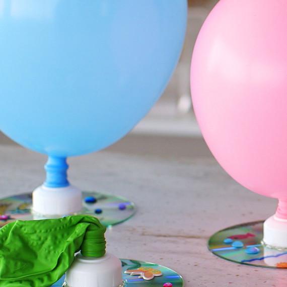 balloon-hovercraft