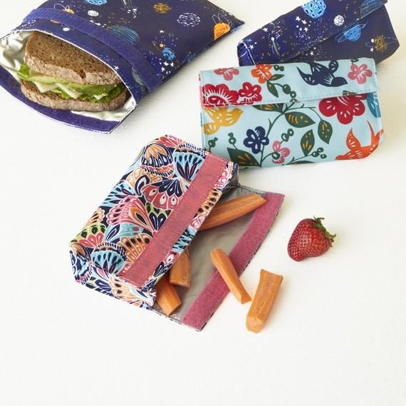 eco snack bags reusable