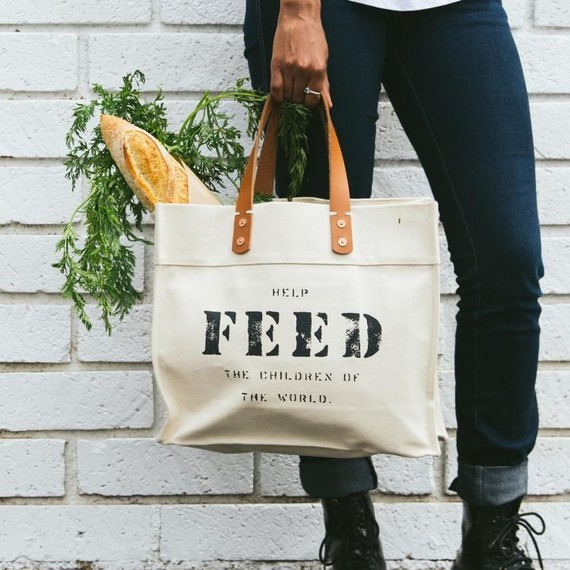 feed bag groceries