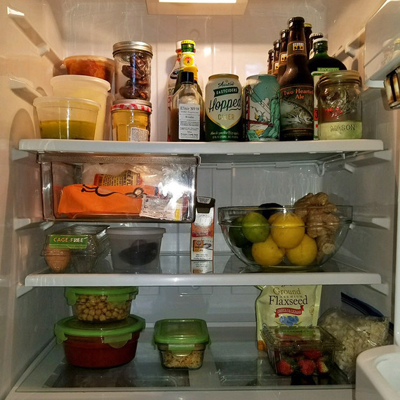 How To Organize Your Refrigerator The Marie Kondo Way