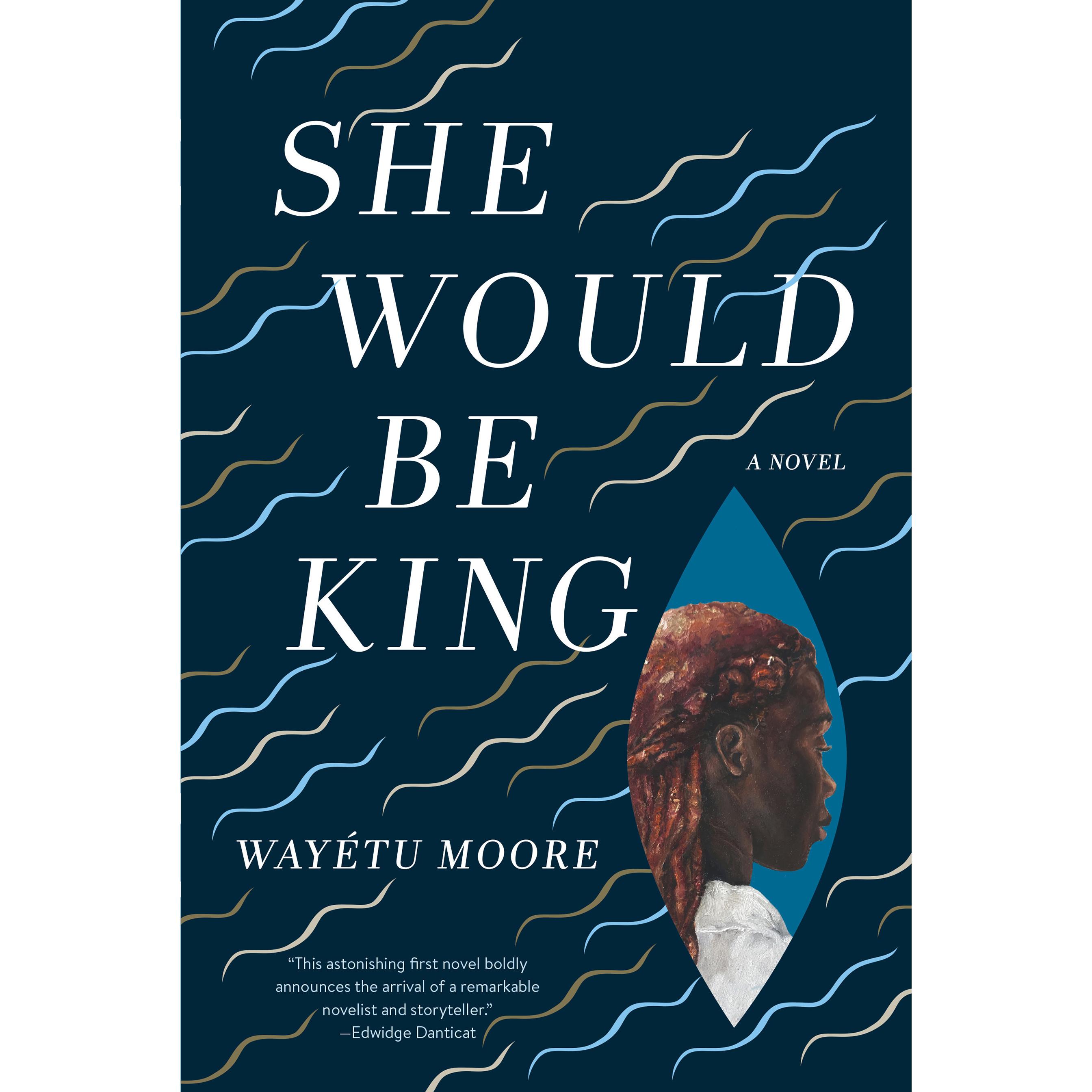 she would be king martha book club