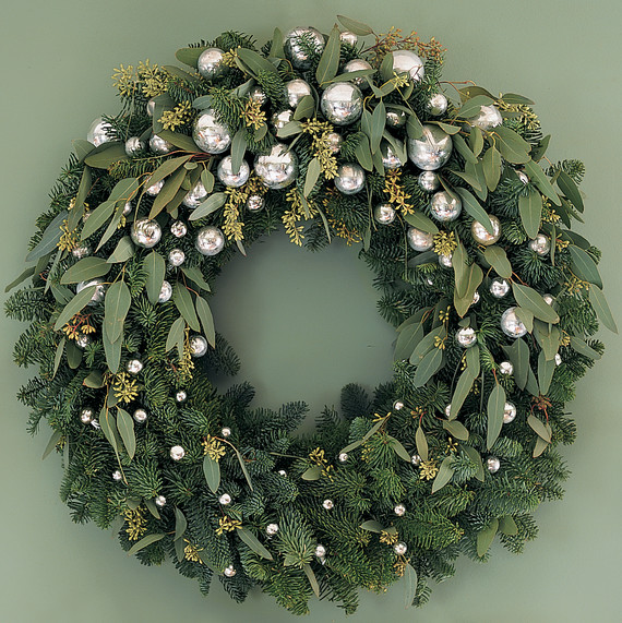 prep your mantel - Decorating Your Mantel For Christmas